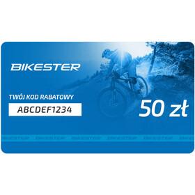 Bikester Karta upominkowa, 50 zł